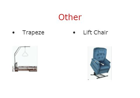 Other Trapeze Lift Chair