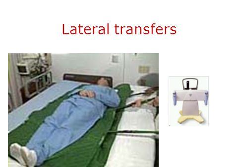 Lateral transfers