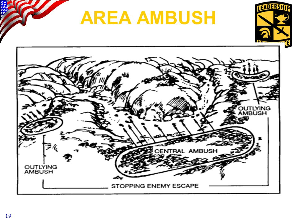 AREA AMBUSH