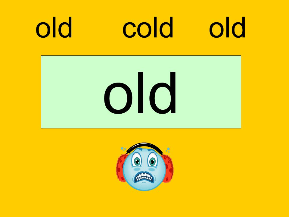 old cold old old
