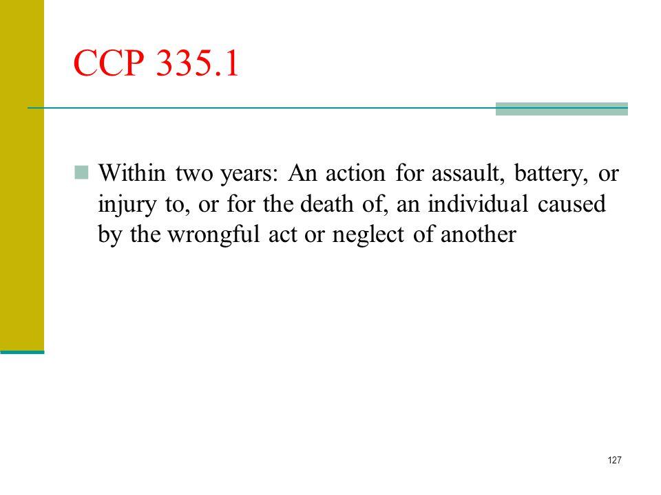 CCP 335.1