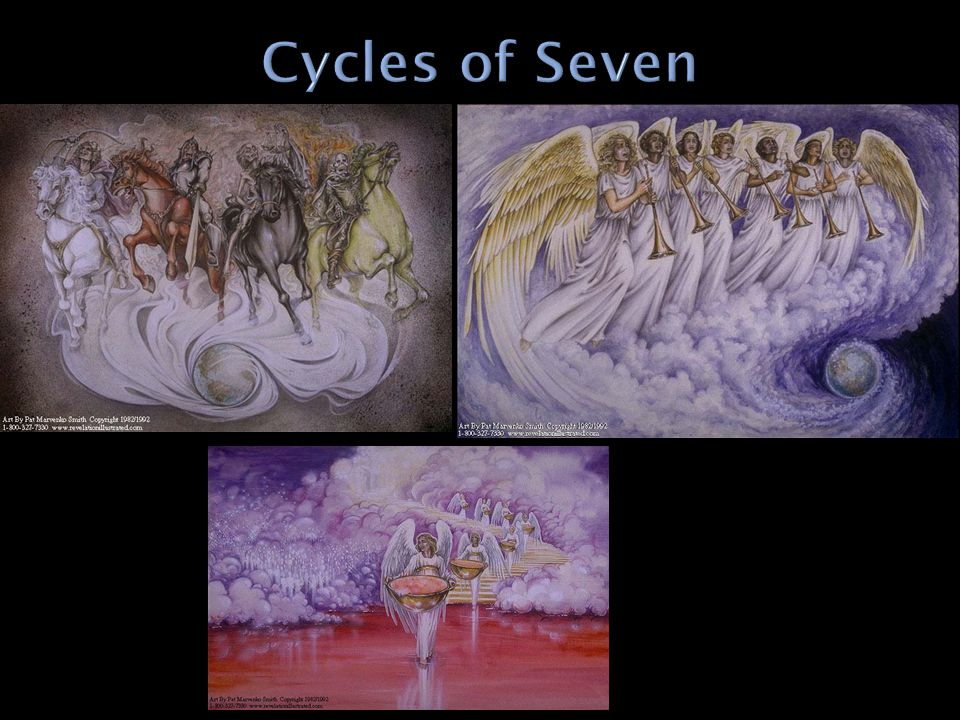Cycles of Seven