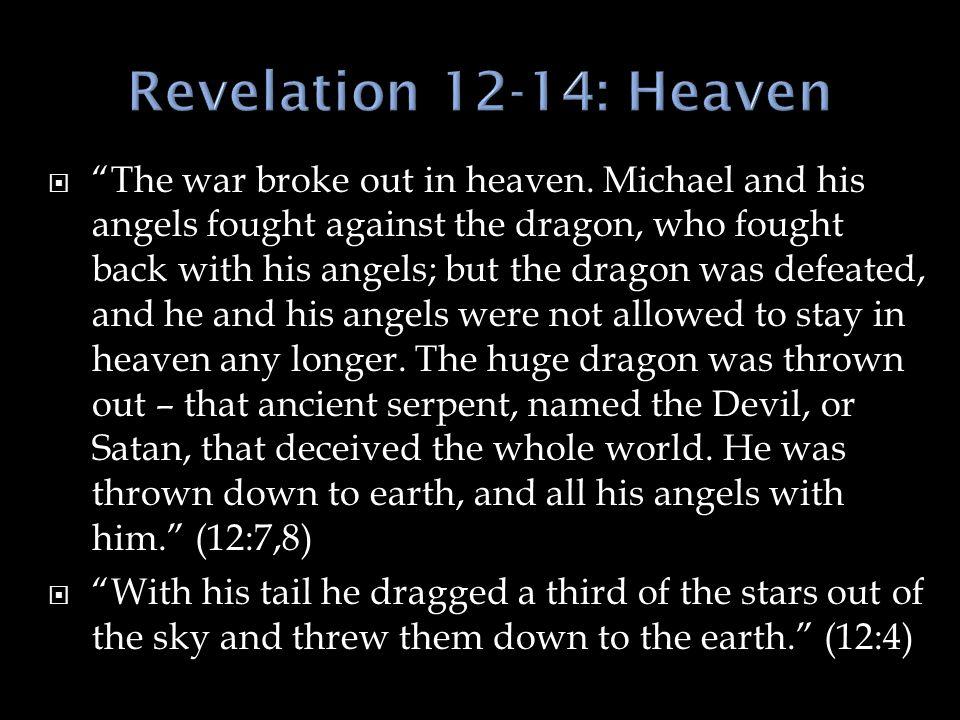 Revelation 12-14: Heaven