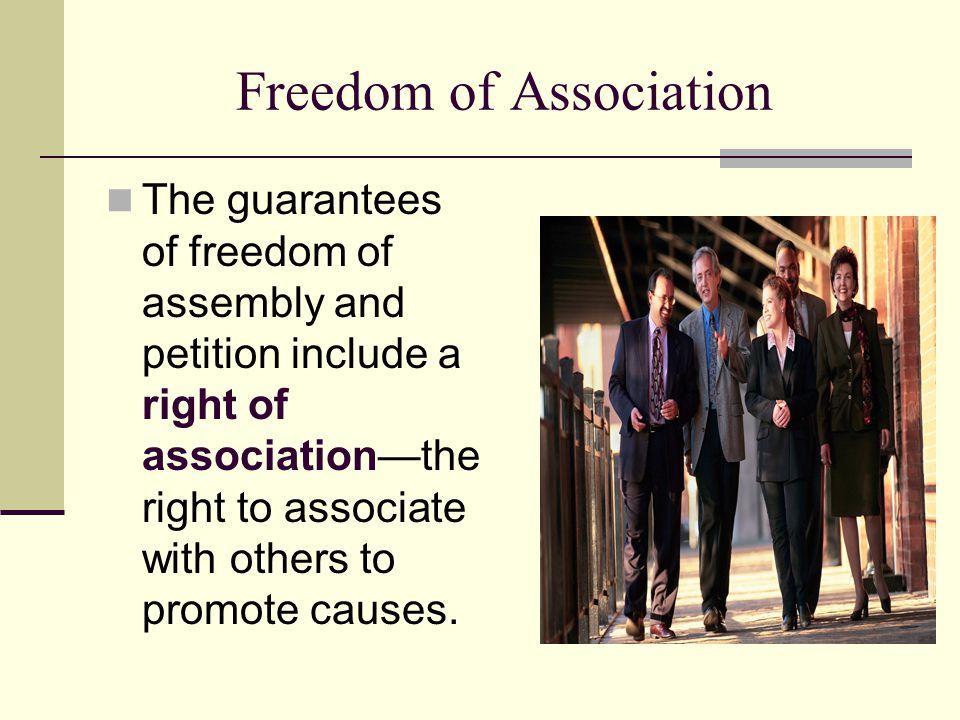 Freedom of Association