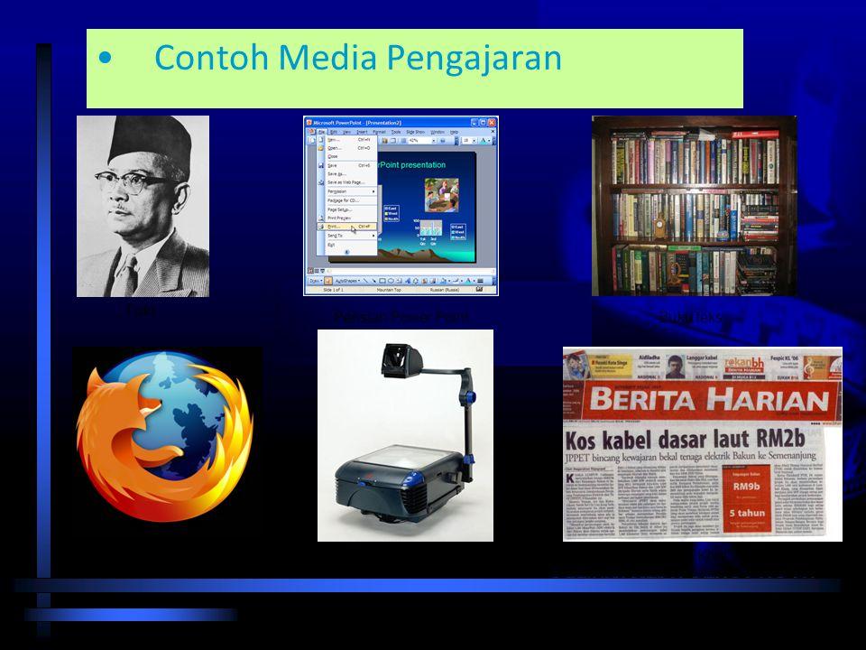 Contoh Media Pengajaran