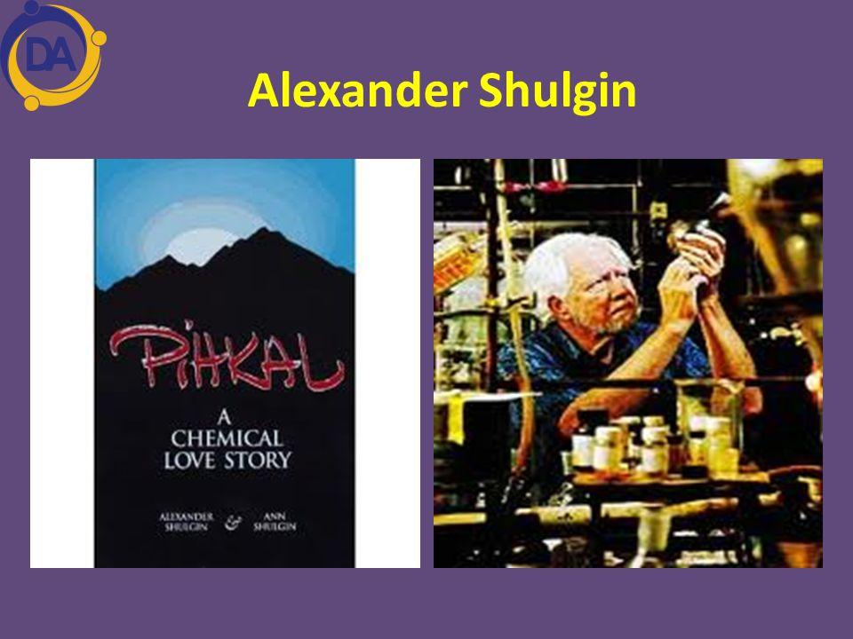 Alexander Shulgin