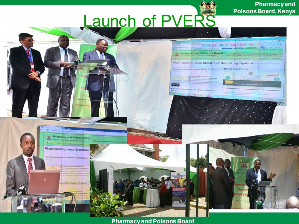 Launch of PVERS