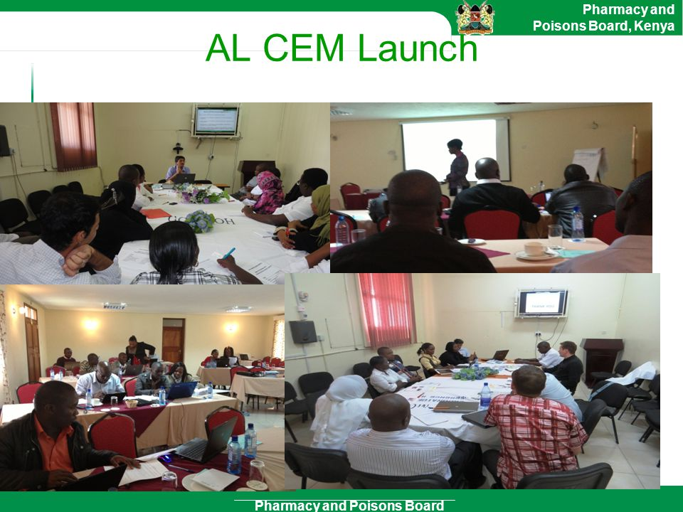 AL CEM Launch