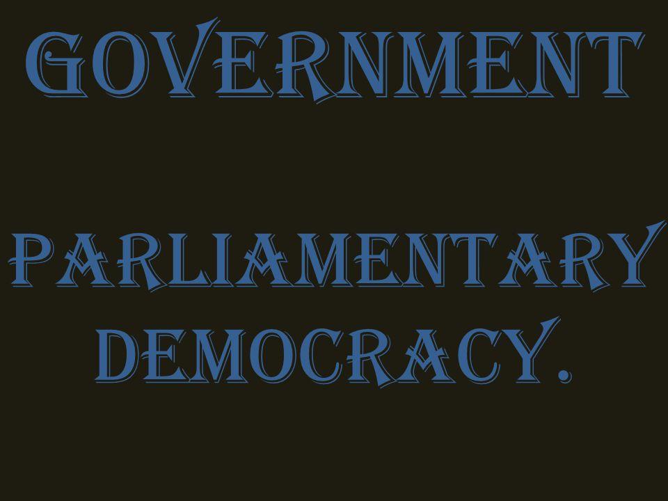 Parliamentary democracy.