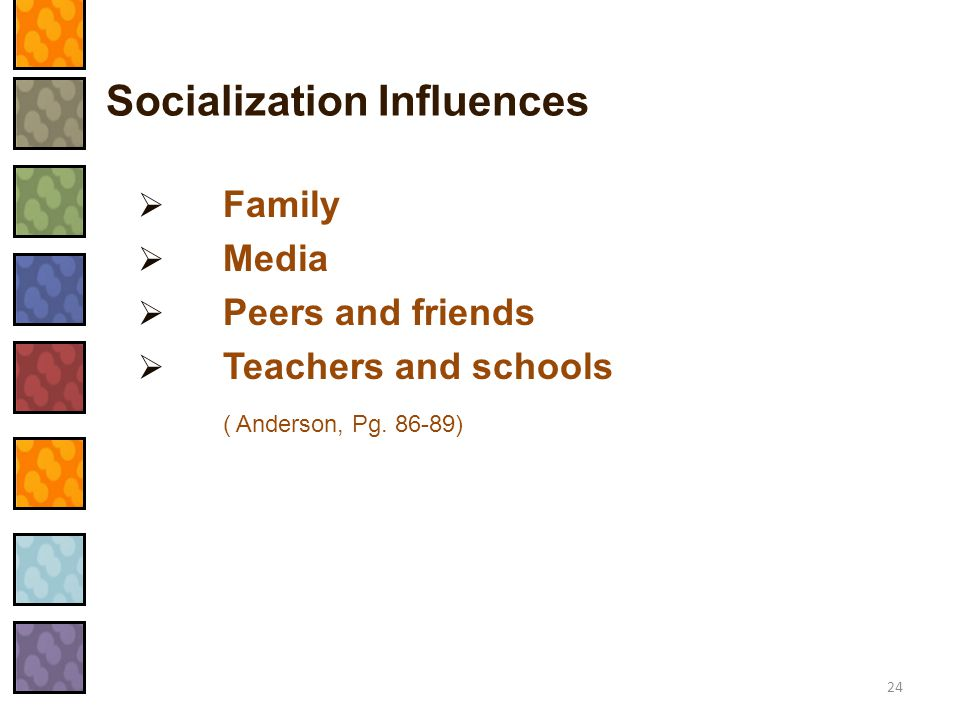 Socialization Influences