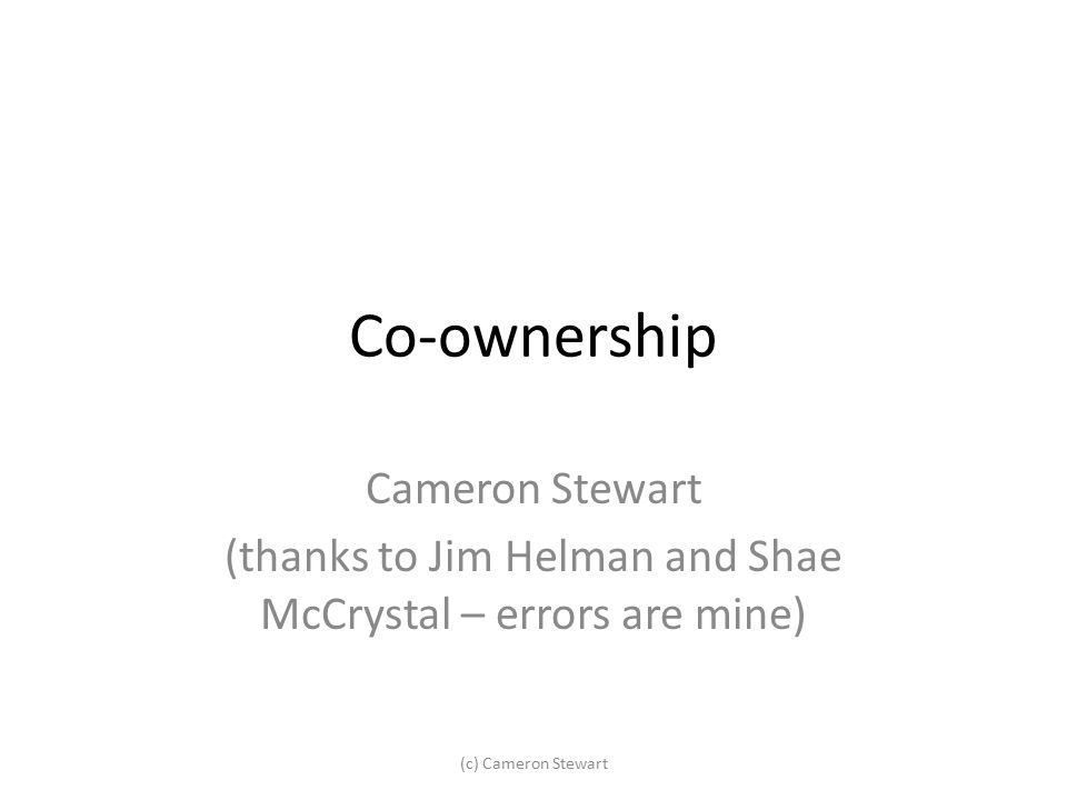 (thanks to Jim Helman and Shae McCrystal – errors are mine)