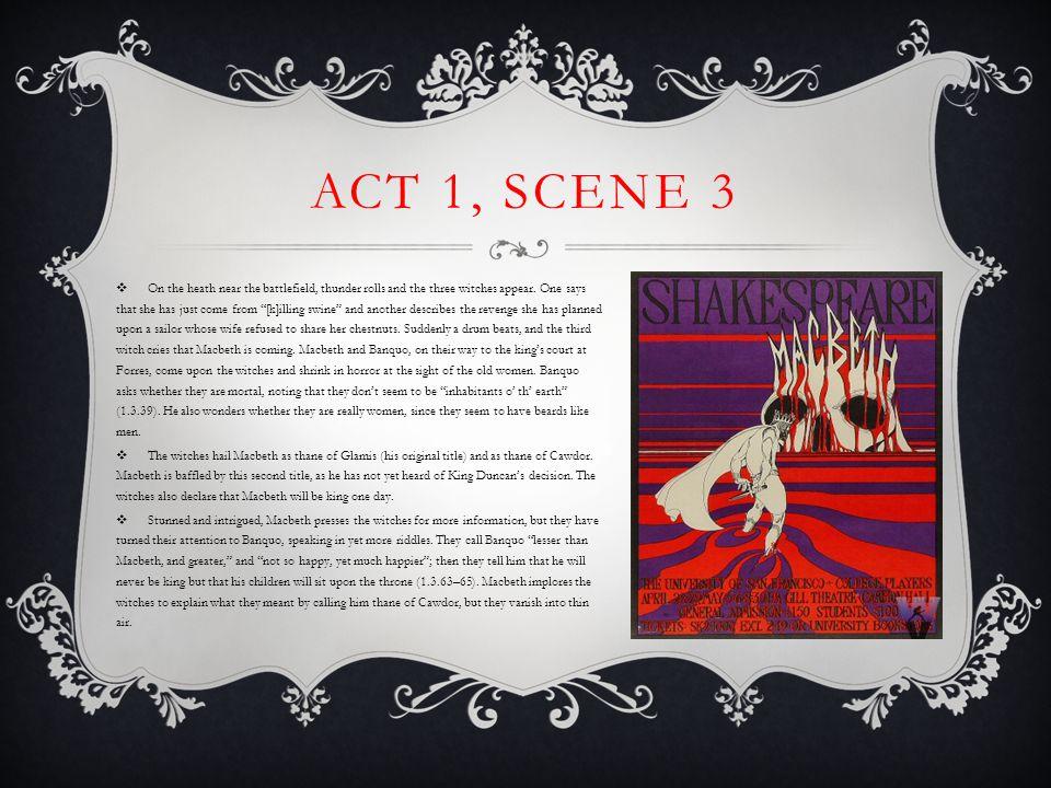 Act 1, Scene 3
