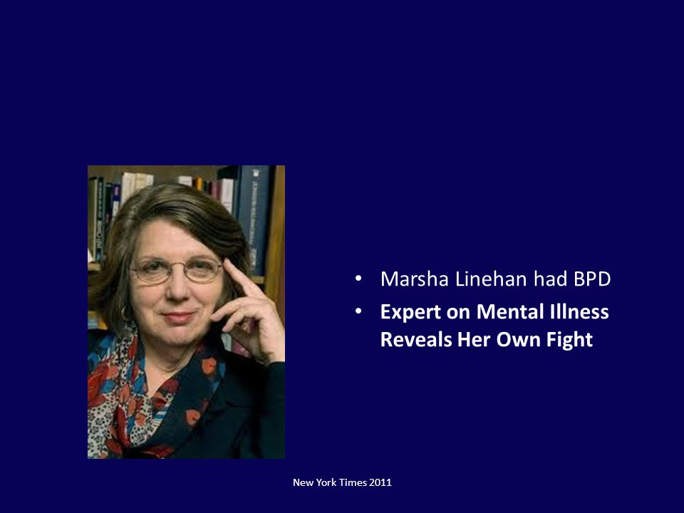 Expert on Mental Illness Reveals Her Own Fight