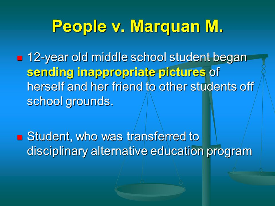 People v. Marquan M.