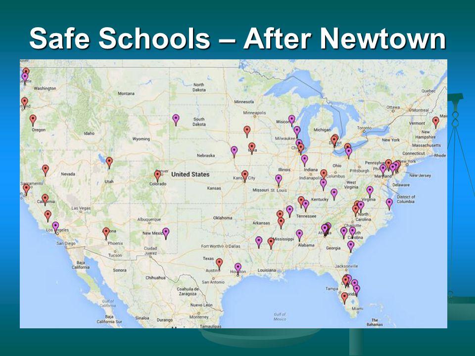 Safe Schools – After Newtown