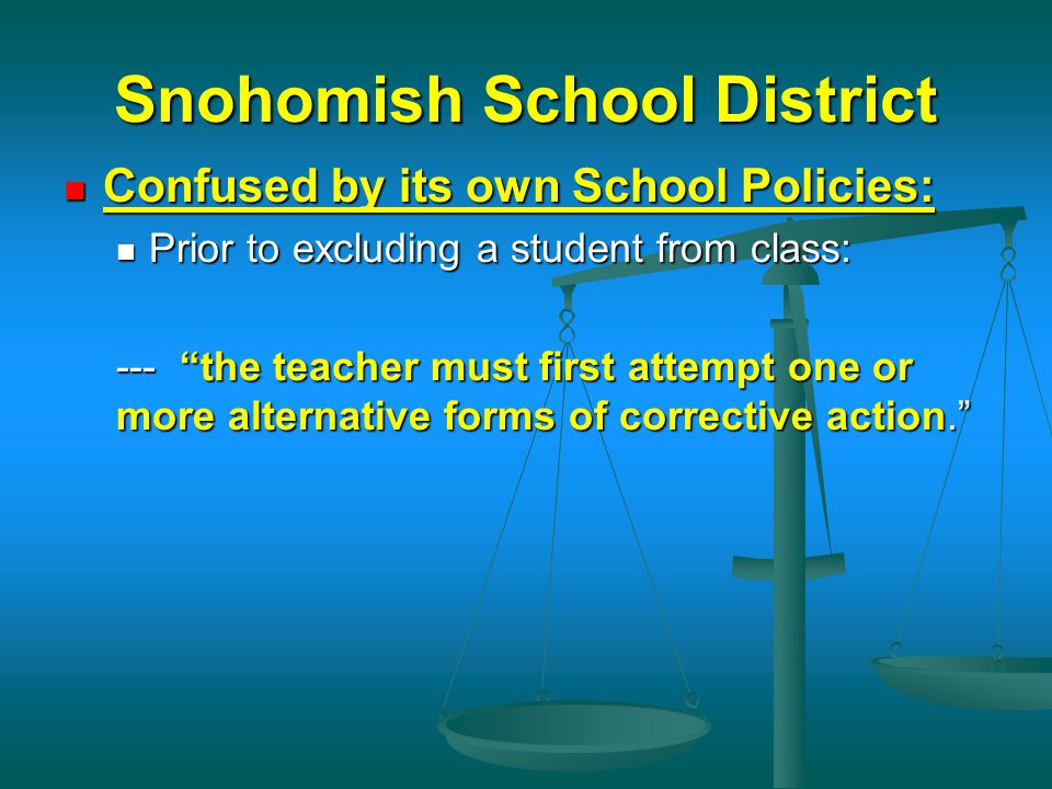 Snohomish School District