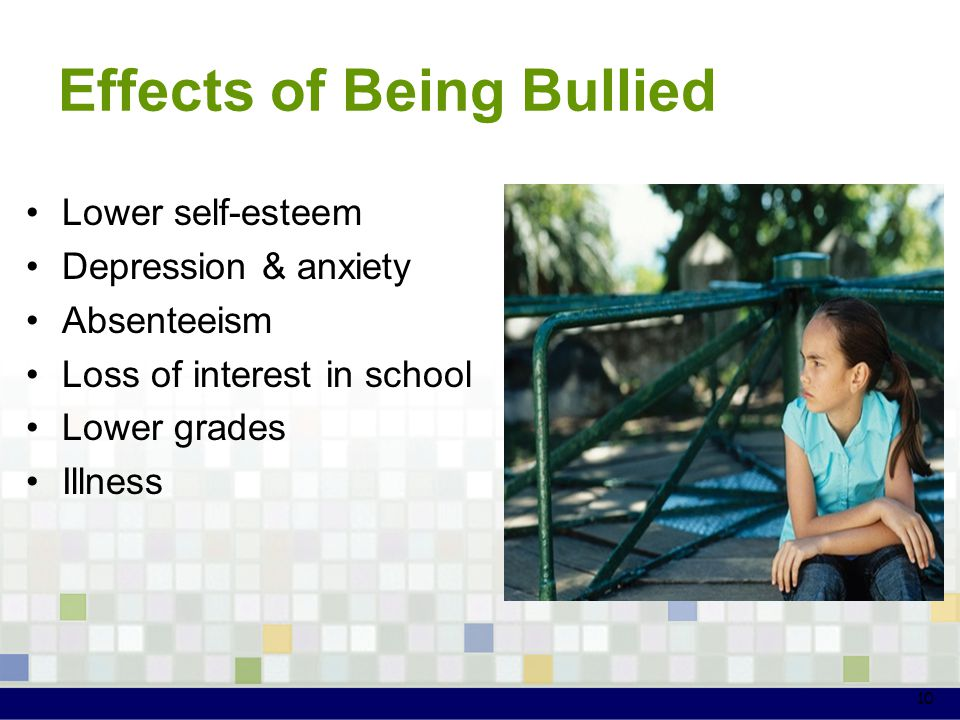 effects of bullying and strategies for bullying prevention Effects on person who is  strategies for young students stop  bullying prevention staff training - bullying prevention staff  anti-bullying measure.