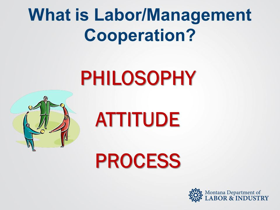 What is Labor/Management Cooperation
