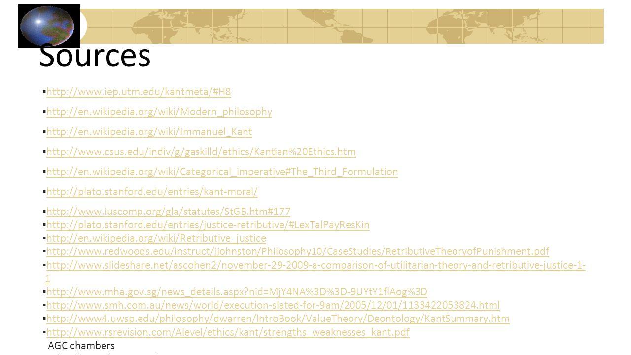 Sources http://www.iep.utm.edu/kantmeta/#H8