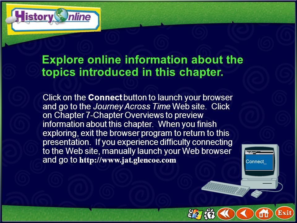 Explore online information about the topics introduced in this chapter.