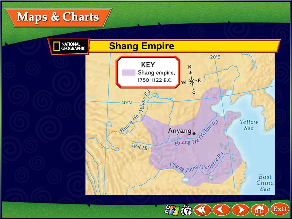 Shang Empire