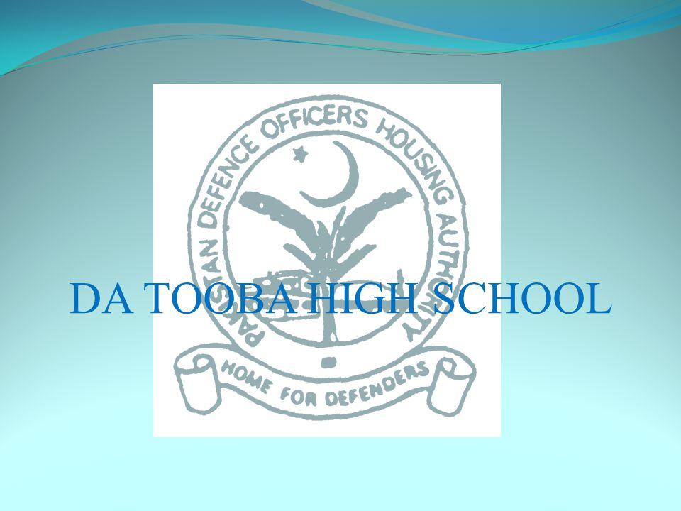 DA TOOBA HIGH SCHOOL