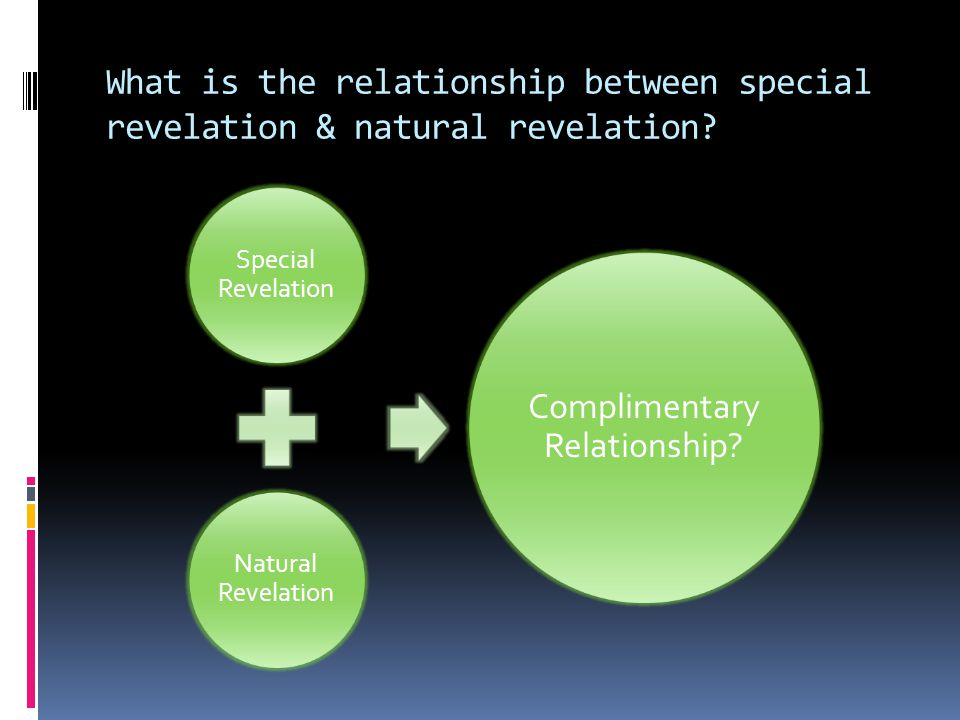 Complimentary Relationship