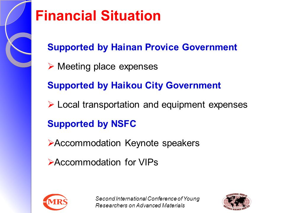 Financial Situation Supported by Hainan Provice Government