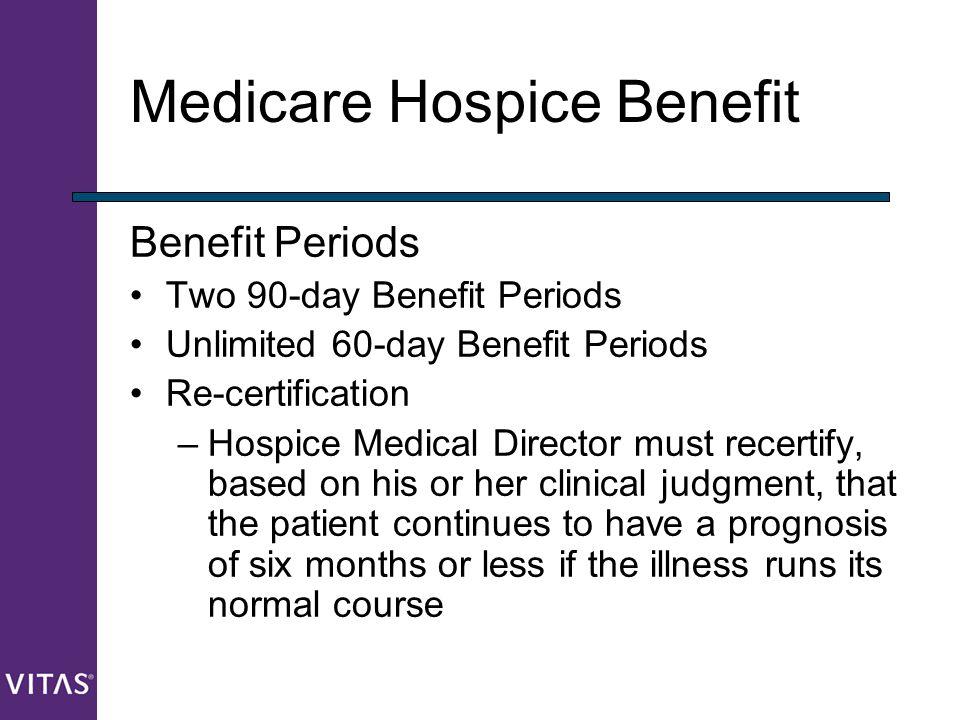 Medicare Hospice Benefit
