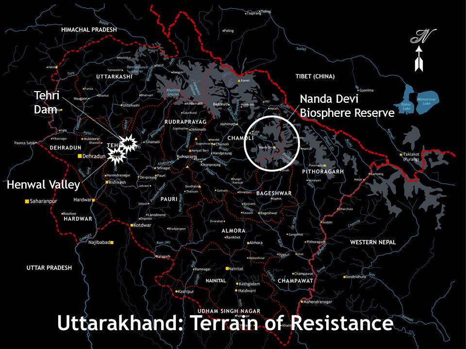 Uttarakhand: Terrain of Resistance
