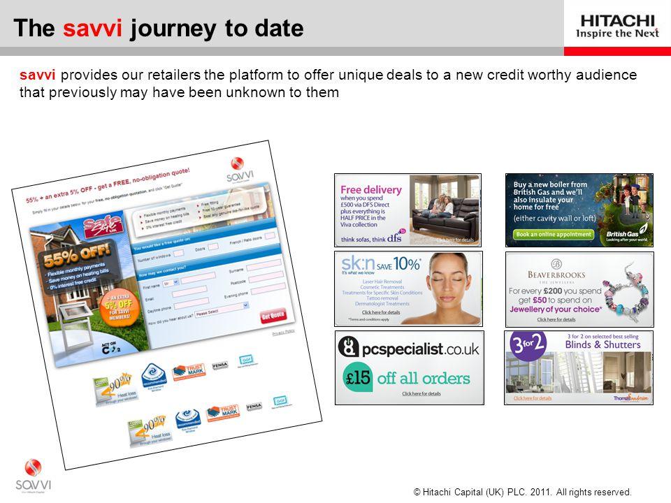 The future for savvi