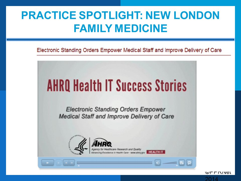 Practice spotlight: NEW London Family Medicine