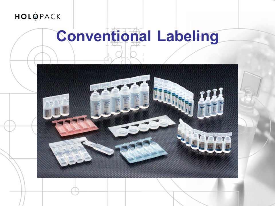 Conventional Labeling