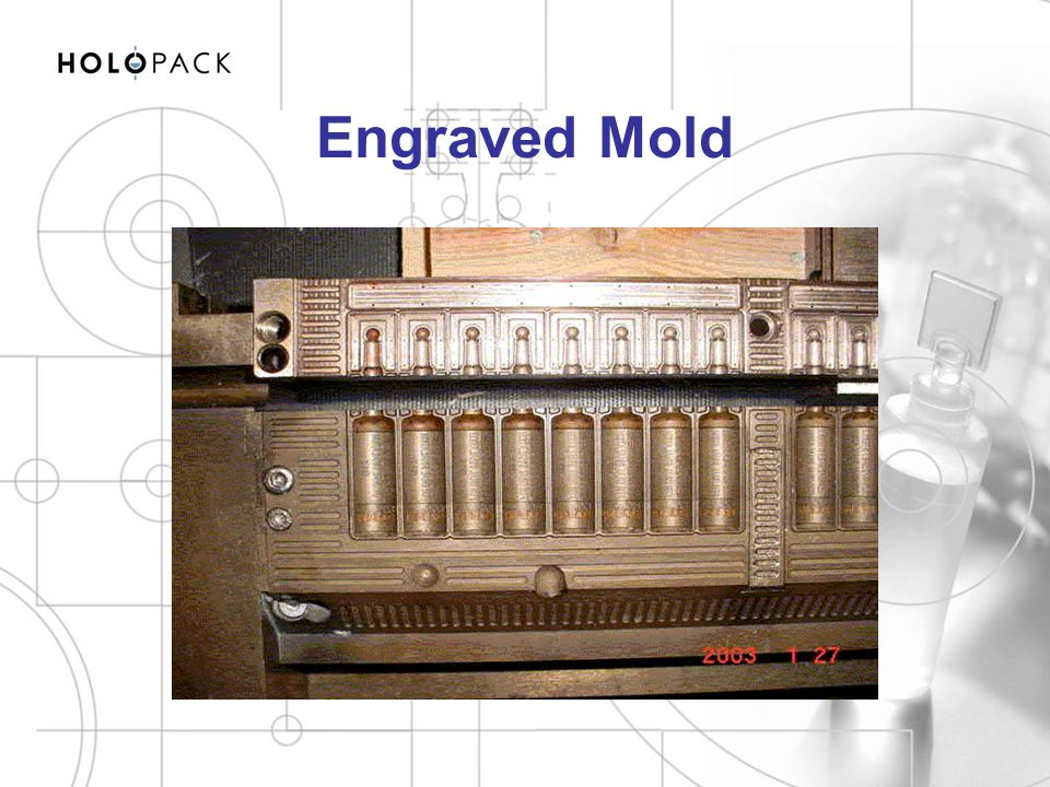 Engraved Mold