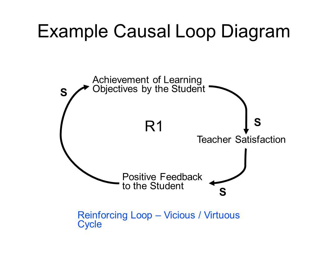 Example Causal Loop Diagram