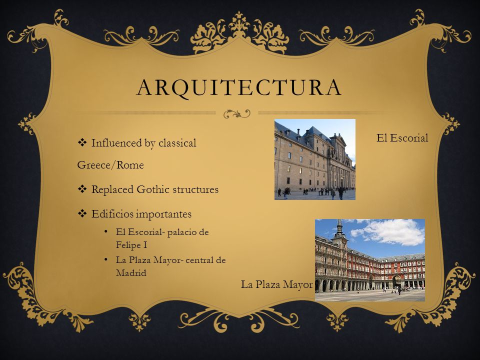 Arquitectura Influenced by classical Greece/Rome