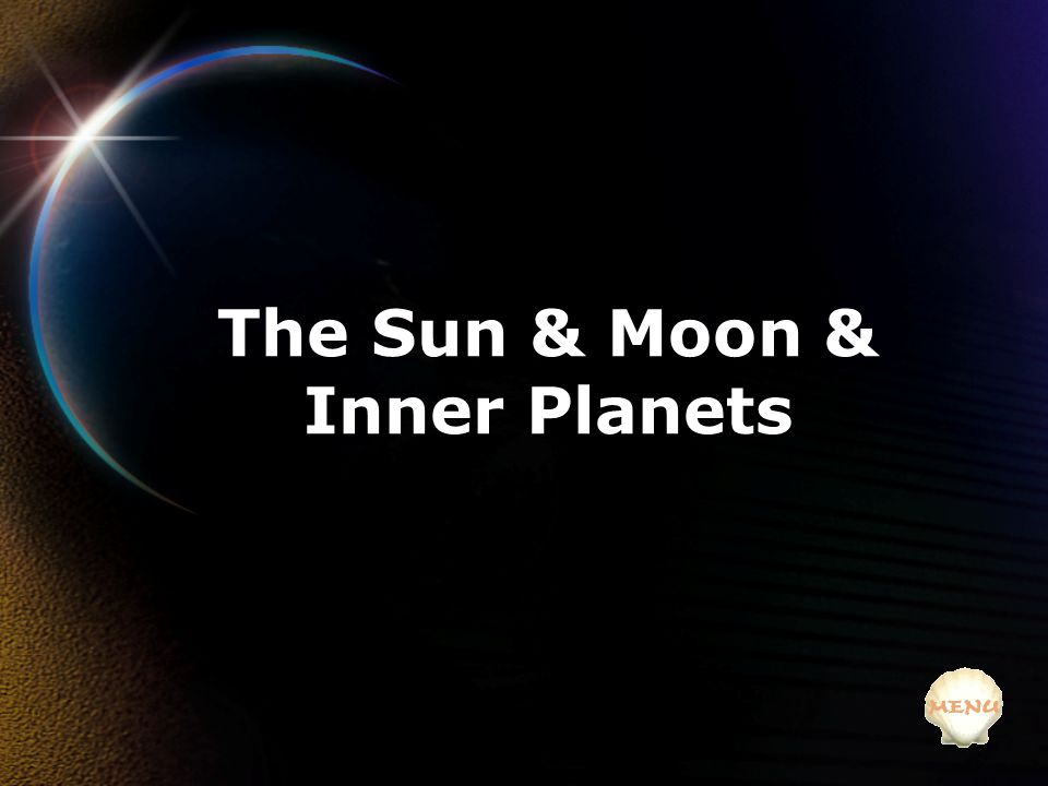 inner planets the sun by - photo #5