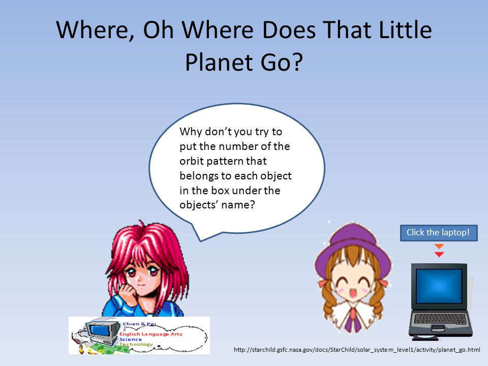 Where, Oh Where Does That Little Planet Go