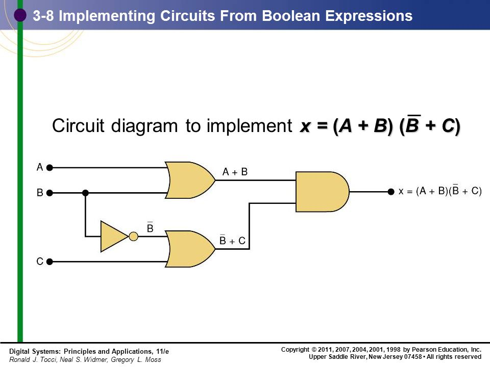 vga to av cable circuit diagram chapter 3 – describing logic circuits - ppt download