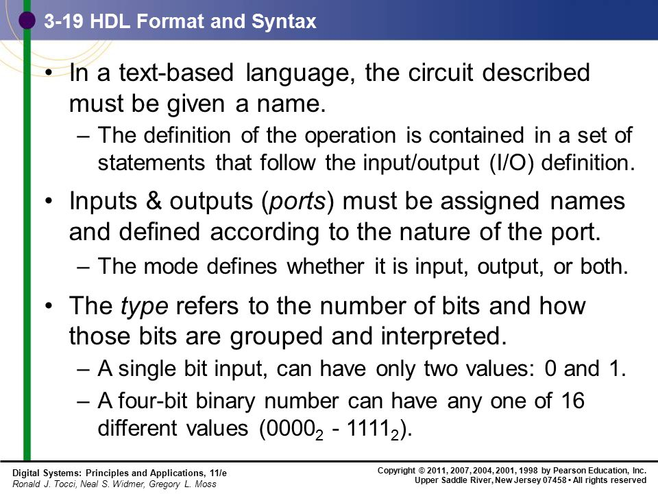In a text-based language, the circuit described must be given a name.