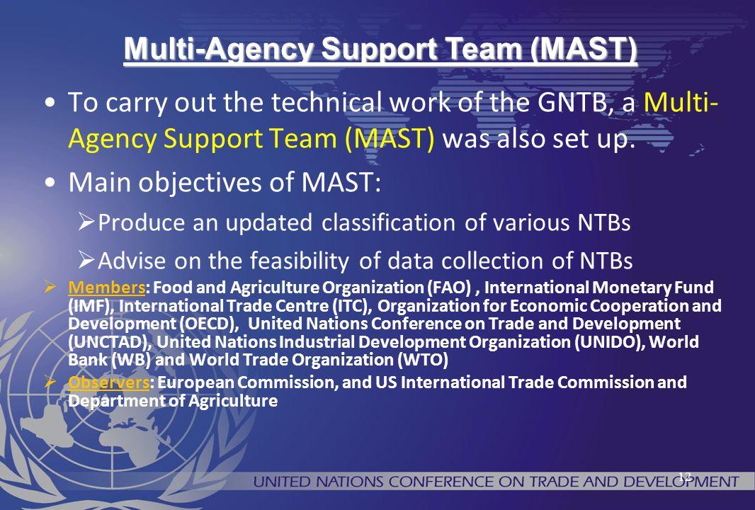 Multi-Agency Support Team (MAST)