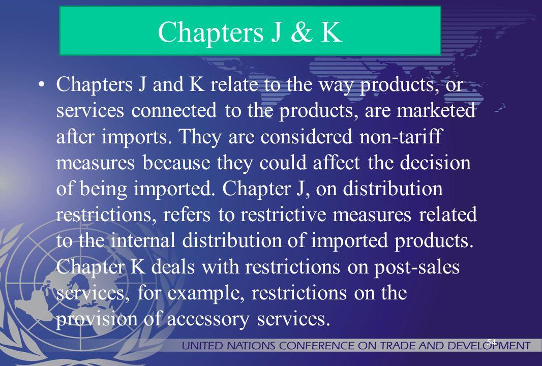 Chapters J & K Chapters J & K