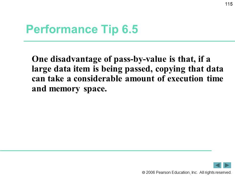 Performance Tip 6.5
