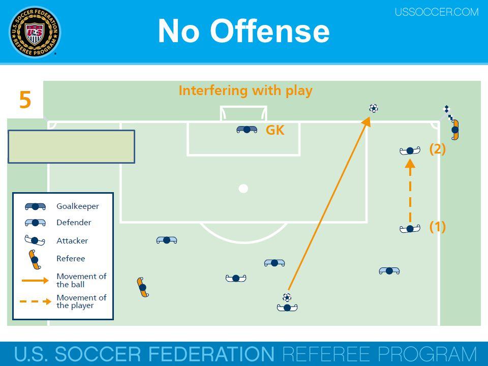 No Offense Online Training Script: