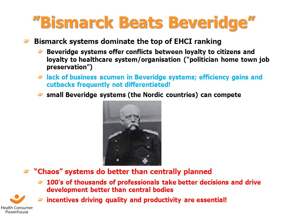 Bismarck Beats Beveridge