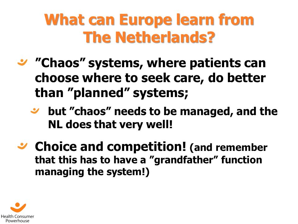 What can Europe learn from The Netherlands