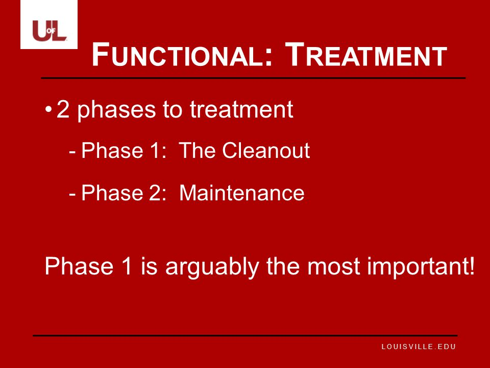 Functional: Treatment