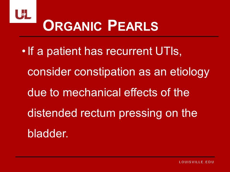 Organic Pearls