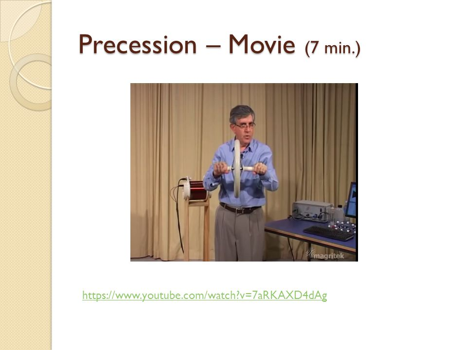 Precession – Movie (7 min.)