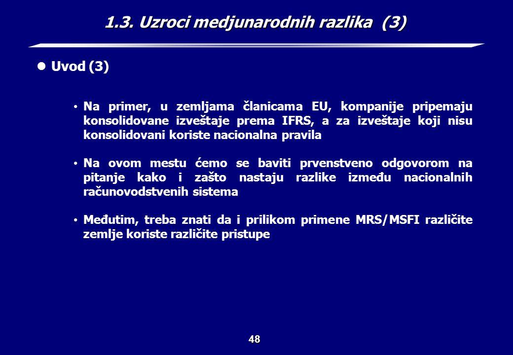 1.3. Uzroci medjunarodnih razlika (4)